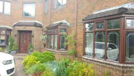Littleover 1 Bedroom Executive furnished flat with Garden