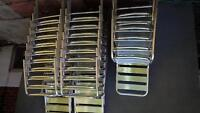 silver patio chairs