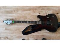 Schecter Diamond Series Elite 006 Guitar in excellent condition