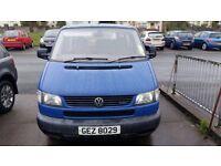 Volkswagen T4 Caravelle 2.5 TDI (Blue i)