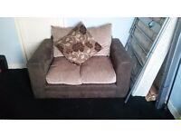 2 seated sofa £30 ONO