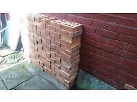 175 Buff bricks ideal for garden wall / steps etc