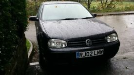 volkswagen golf 1.9diesel automatic full service history