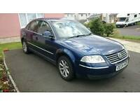 Vw passat 1.9 tdi 2004 highline swap for estate or sale