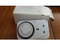 Timer for mains appliance - Segment timer