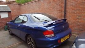 Hyundai Coupe for sale