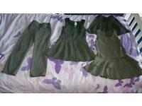 Girls bundle uniform