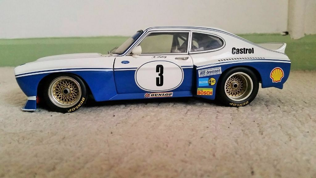 Car Paint Detector >> Minichamps - Ford Capri RS3100 - 1/18 scale | in Dagenham, London | Gumtree