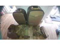 Full Set Of Voyager Suitcases and Travel Bags