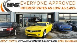 2013 Chevrolet Camaro 2LT RS (APPLY NOW DRIVE NOW)