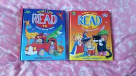 Two now I can read kids books