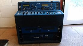 Stage line DJ system