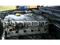 Land Rover Discovery Td5 head