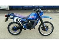 Kawasaki kmx 125 2 stroke