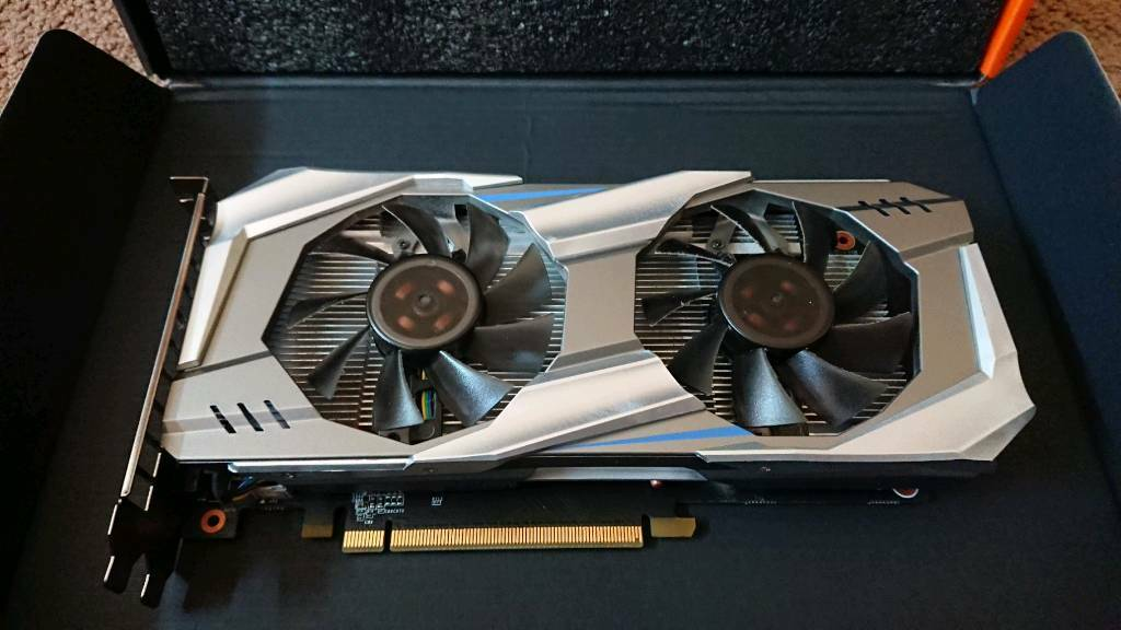 Nvidia Gtx 1060 OC 6gb graphics card | in Darlington, County Durham |  Gumtree