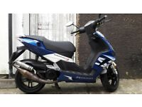 PEUGEOUT SPEEDFIGHT 50 R 2-STROKE