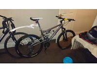Clubroost ebduro full suspension bike