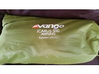 Vango Icarus 500 Awning
