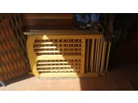FREE wooden baby cot