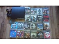 ps3 with games no controller