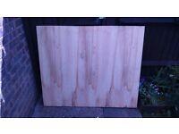 Plywood hardwood panels