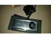 EVGA GTX 1080 FTW HYBRID 8GB G5X