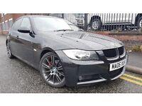 2006 BMW 3 Series 2.5 325i M Sport 4dr Saloon, Full Dealership Service History, £4,595