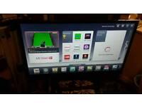 LG Smart TV 42 inch model 42LS570T