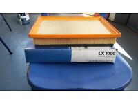 Air filter ford galaxy and vw sharan