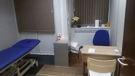 Therapy Room/Office & Large Therapy Room/Studio available, hour/daily/weekly/monthly rates available