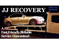JJ Recovery prices start from as little as £15 SCRAP CARS WANTED