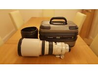 Canon EF 300mm f2.8 IS L lens for sale