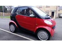 Reliable Car - Mercedes Benz Smart for two – 10m MOT – 43,400 on clock - Excellent condition car