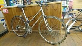 Claud Butler Ladies Hybrid Bike £80 with D-lock