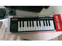 FOR SWAP AKAI LPK25 WIRELESS MIDI KEYBOARD
