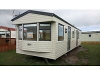 Static caravans for sale on cloughey holiday Park