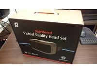 AuraVisor All-In-One Virtual Reality VR Goggles Headset - BRAND NEW!!!
