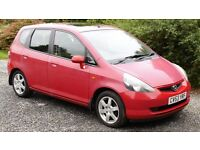 2003 Honda Jazz, 72 k miles one lady owner from new, superb