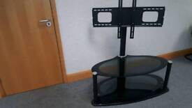 Tv stand and wall mount