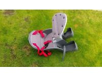 Wee ride kids bike seat