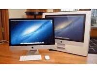 5K Slim 27' Apple iMac Quad Core i7 4.0Ghz 32gb Ram 500GB SSD 4GB Graphics Logic Pro Final Cut Pro X