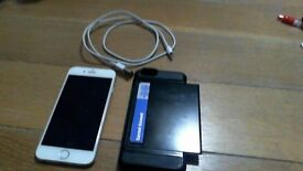 iphone 16GB with all bits and box swap iphone plus or sale