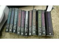 Sherrilyn Kenyon complete book set