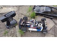 RC CAR/ THUNDER TIGER TS4 15 PRO ENGINE