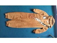 Chewbacca Onsie age 7-8