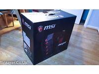 MSI AEGIS 034EU   Gaming Desktop PC   i7-6700   nVidia GTX 1070   256GB M.2 SSD   1TB HDD   16GB DDR