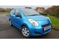 Suzuki Alto 1.0 SZ3 £20 road tax a year