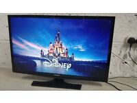 28in SAMSUNG LED TV - - FREEVIEW HD - WARRANTY