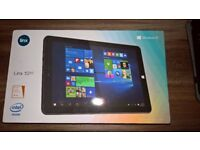 Linx 1010B 10 inch Windows Tablet with Keyboard and 2 Cases Mini PC! *Unused*
