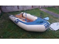ZED Inflatable Rib Dingy Sailing Fishing Boat